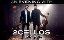 2Cellos Tickets - Concerts Tickets | London Theatre Direct