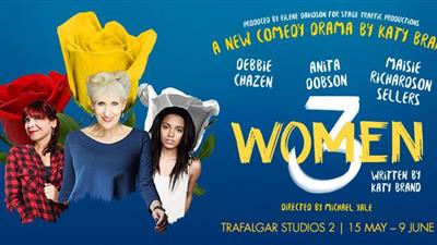 3 Women at Trafalgar Studios 2,London