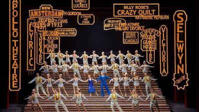 42nd Street at Theatre Royal Drury Lane,London