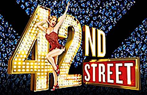 42ns street tickets theatre royal drury lane