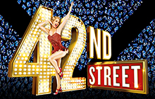 42nd Street & Dinner at Le Restaurant de Paul, Covent Garden