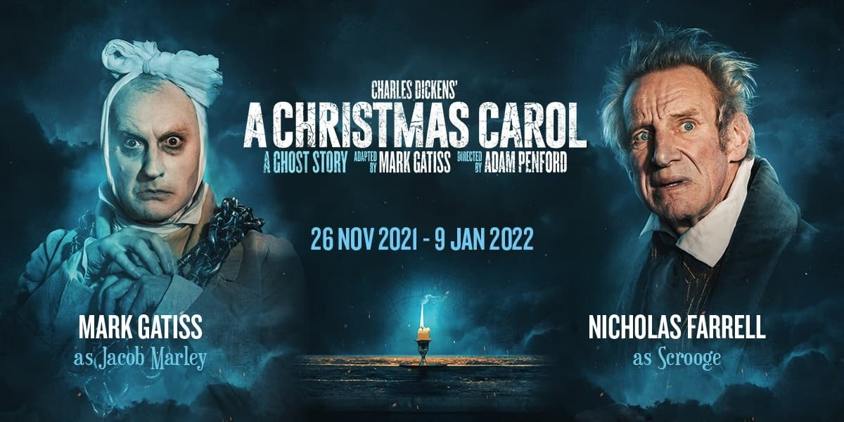 A Christmas Carol - A Ghost Story banner image