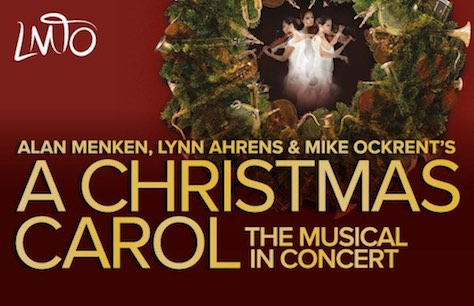 A Christmas Carol by Alan Menken, Lynn Ahrens and Mike Ockrent