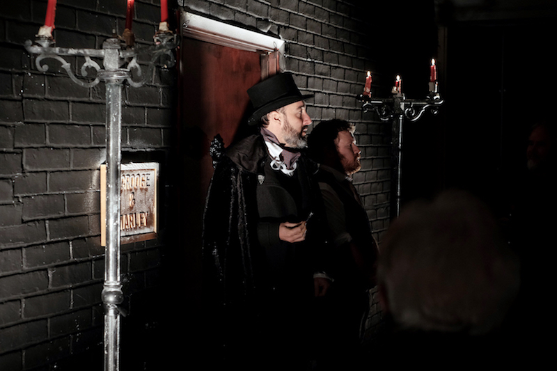 A Christmas Carol with Dinner by Natalie Coleman gallery image