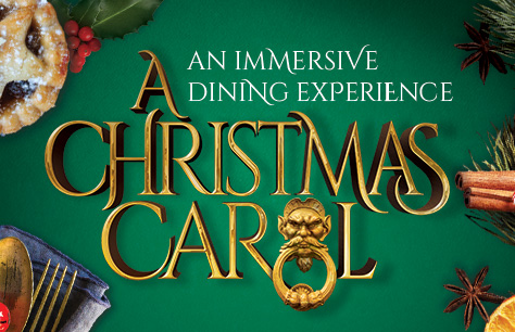 A Christmas Carol with Dinner by Natalie Coleman at Scrooges Parlour, London