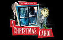 A Christmas Carol at the Vaults