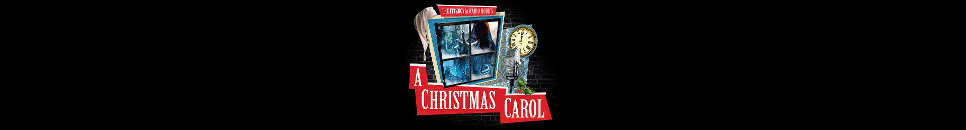 A Christmas Carol at the Vaults tickets