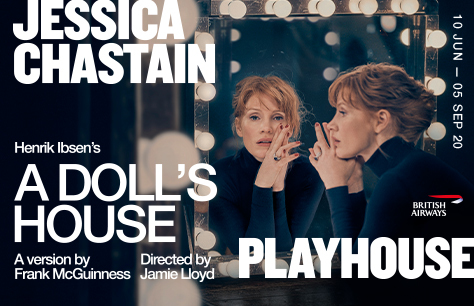 Last Chance To See A Doll's House At The Duke of York's Theatre Prior To New York Transfer