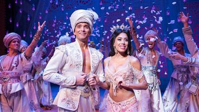 Aladdin at Prince Edward Theatre,London