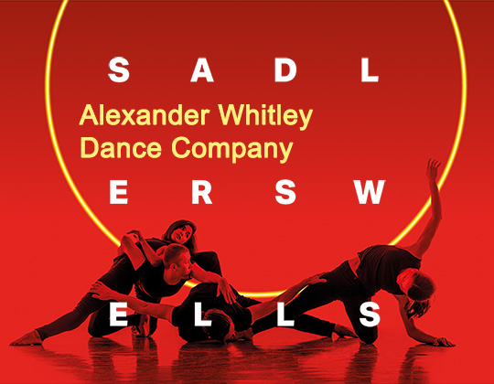 Alexander Whitley Dance Company — 8 Minutes tickets