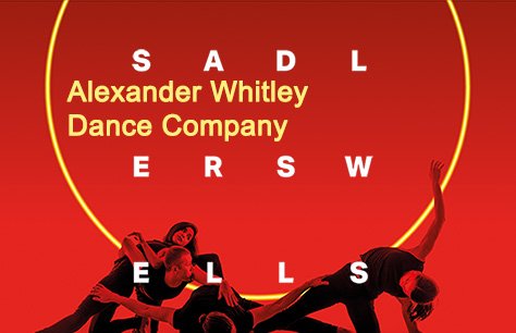 Alexander Whitley Dance Company — 8 Minutes