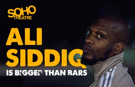 Ali Siddiq is Bigger Than Bars