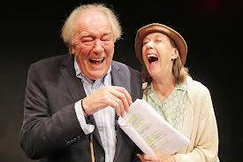 Michael Gambon, Eileen Atkins, Arts Theatre Tickets