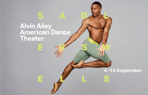 Alvin Ailey American Dance Theater: Programme B