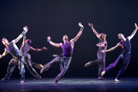 Alvin Ailey American Dance Theater - Programme A gallery image