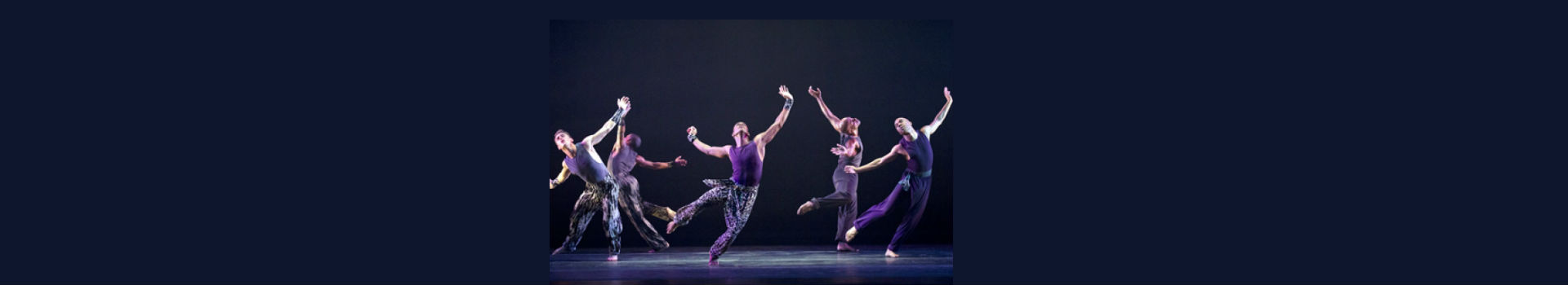 Alvin Ailey American Dance Theater - Programme A banner image