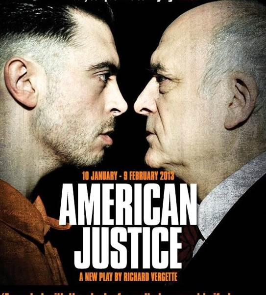 American Justice at the Arts Theatre London