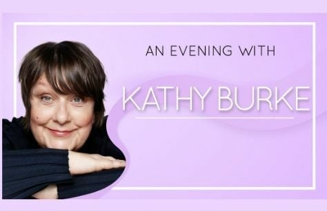 An Evening With Kathy Burke Tickets