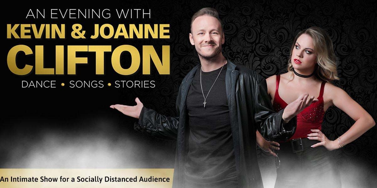 An Evening with Kevin and Joanne Clifton banner image