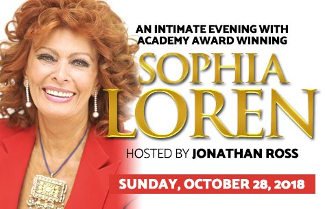 An Evening With Sophia Loren