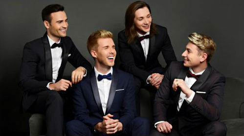 An Evening with Collabro tickets