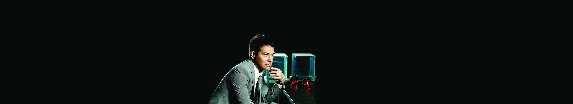 An Evening with Michael Feinstein and his Big Band banner image