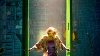 Annie at Piccadilly Theatre,London