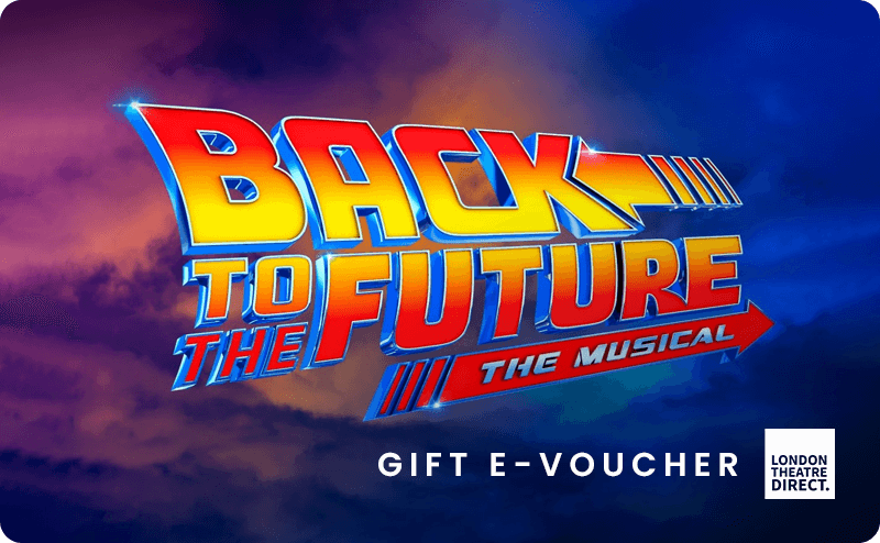 Back To The Future Gift E-Voucher