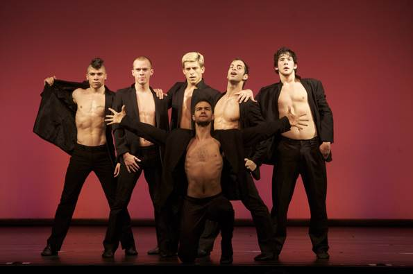 Bad Boys Of Dance: Rock The Ballet tickets