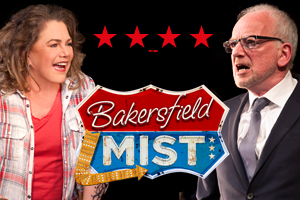 Kathleen Turner And Ian McDiarmid Star In Bakersfield Mist For Strictly Limited Season