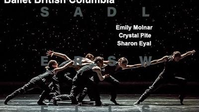 Ballet British Columbia - Emily Molnar/Crystal Pite/Sharon Eyal at Sadler's Wells,London