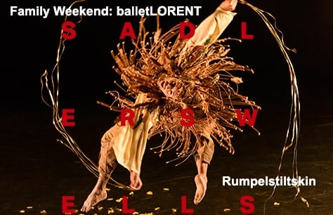 balletLORENT: Rumpelstiltskin at Sadler's Wells, London