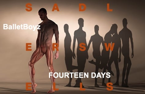 Balletboyz: 14 Days at Sadler's Wells, London