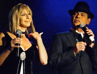 Barbra and Frank: The Concert That Never Was gallery image
