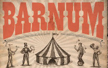 Barnum at Menier Chocolate Factory, London