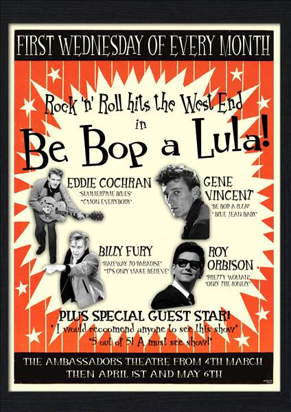 Be Bop A Lula! gallery image