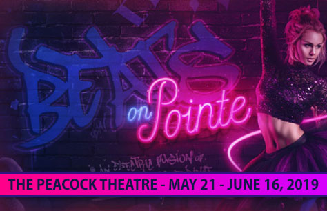 Beats On Pointe: Masters of Choreography Tickets