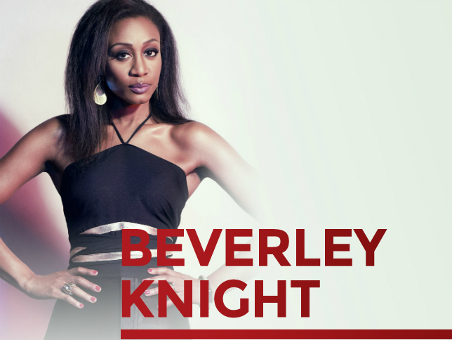 Beverly Knight Gallery Images