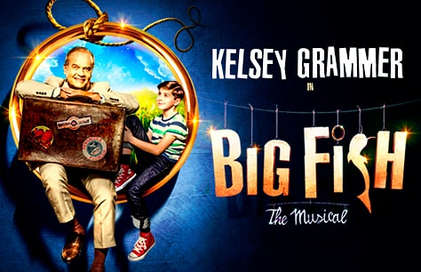 Big Fish The Musical at Other Palace, London