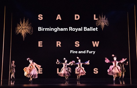 Birmingham Royal Ballet: Fire and Fury