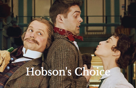 Birmingham Royal Ballet: Hobson's Choice