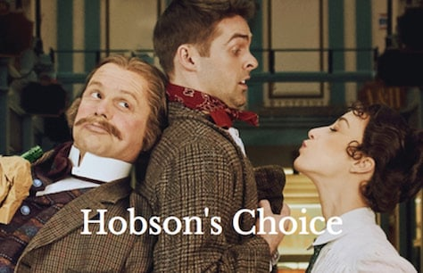 Birmingham Royal Ballet: Hobson's Choice Tickets