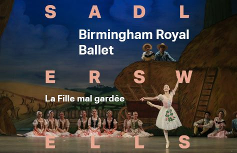 Birmingham Royal Ballet: La Fille mal gardée (The Wayward Daughter)