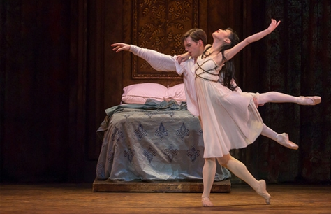 Birmingham Royal Ballet: Romeo & Juliet at Sadler's Wells, London