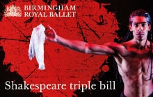 Birmingham Royal Ballet — Shakespeare Triple Bill