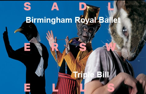 Birmingham Royal Ballet — Triple Bill
