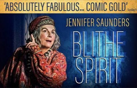 ALISON STEADMAN TO STAR IN BLITHE SPIRIT