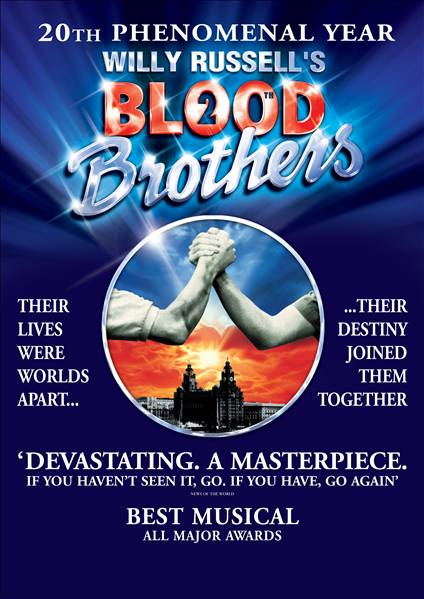 Blood Brothers poster image