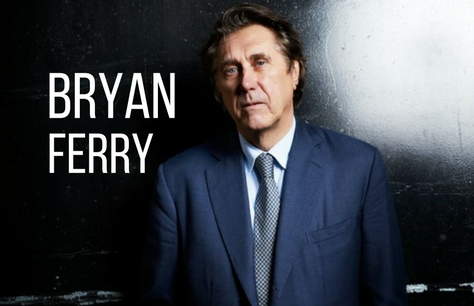 Bryan Ferry at London Palladium, London