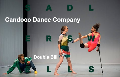 Candoco Dance Company: Double Bill gallery image